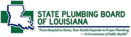 SPBLA (State Plumbing Board of Louisiana)